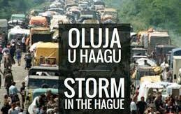 oluja u Haagu