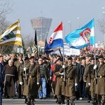 50,000 Croatians Commemorate Fall of Vukovar