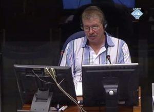 Džefri Hil (Jeffrey Hill) opisuje pljačku i paljenje kuća tokom Oluje 1995 (ICTY TV, 2010)