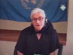 Marija Večerina svedoči o bežanju od akcije Oluja 1995. (ICTY TV, 2008)