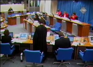 Zaštićeni svedok K-25 na suđenju Slobodanu Miloševiću (ICTY TV, 09.07.2002.)