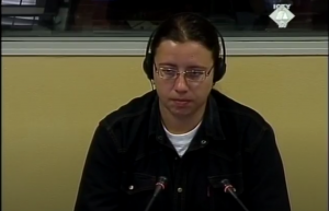 Mina Žunac svedoči o raketiranju Zagreba 1995. (ICTY TV - 2006)