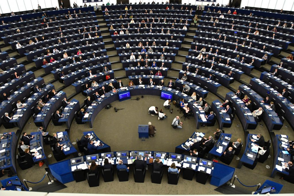 Support for establishing recom in european parliament for Oggi in parlamento