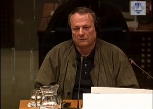 Fikret Hisić svedoči o malteretiranju u Keratermu 1992. (ICTY TV, 11.04.2001.)