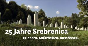 Srebrenica 25: Sećanje.Pravda.Pomirenje - Komemoracija Saveza90/Zelenih u Bundestagu