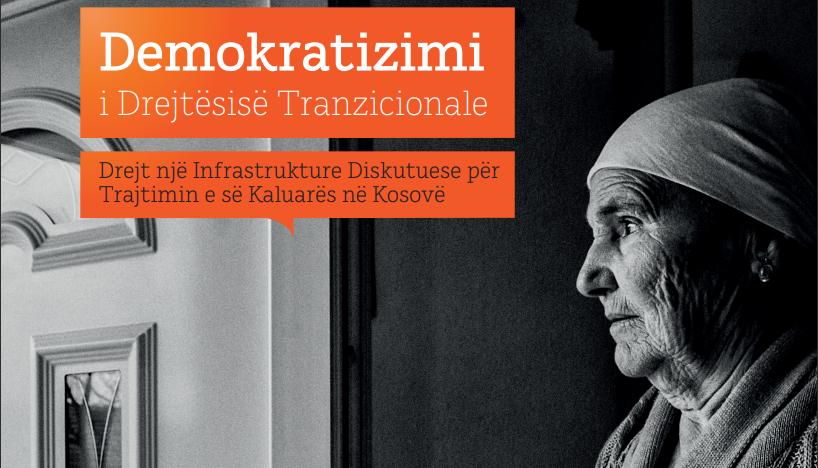 Demokratizacija tranzicijske pravde - izveštaj (PAX, Integra, NDI -2020)