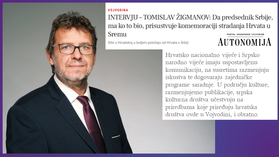 Tomislav Žigmanov - intervju (Autonomija.info/RR)