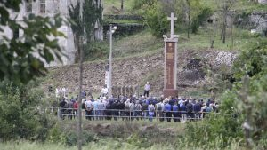 Komemoracija civilnim žrtavama zločina u Grabovici 1993 (Foto: BIRN/Denis Kapetanović)