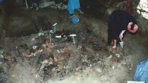 Masovna grobnica u Batajnici (Foto: SENSE)