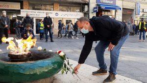 Godišnjica zločina na Kazanima