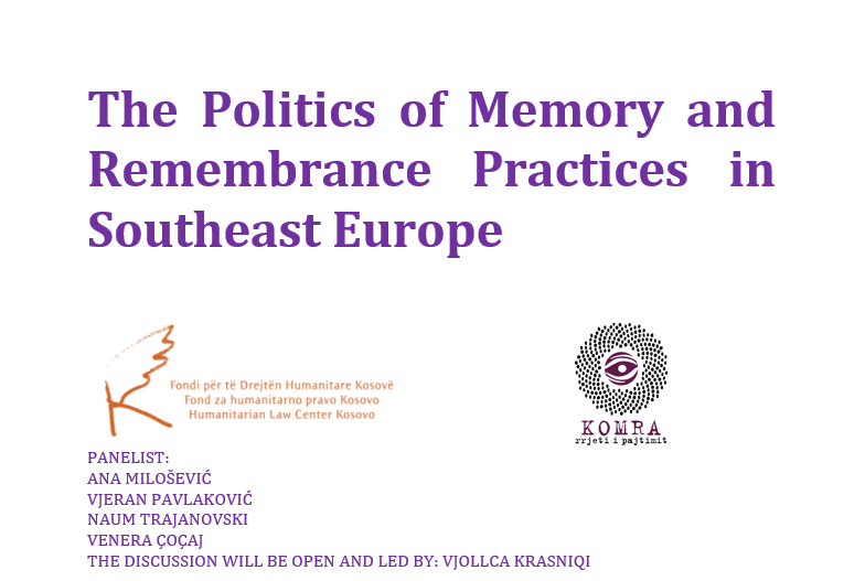 The Politics of Memory and Remembrance Practices