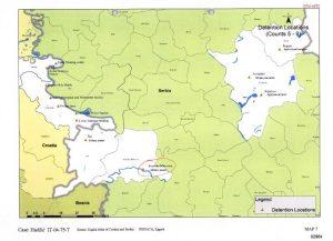 Brenda kampeve të burgimit për robërit e luftës në Serbi