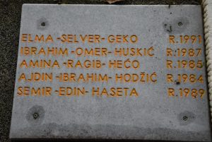 27 godina od masakra u ulici Žrtava fašizma