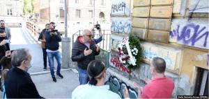 Dobrovoljačkoj ulici u Sarajevu