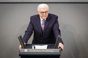 govor predsednika Nemačke