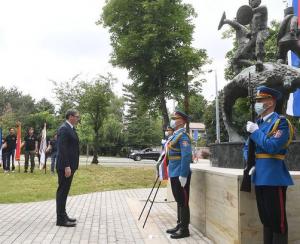 Spomenik junacima sa Košara